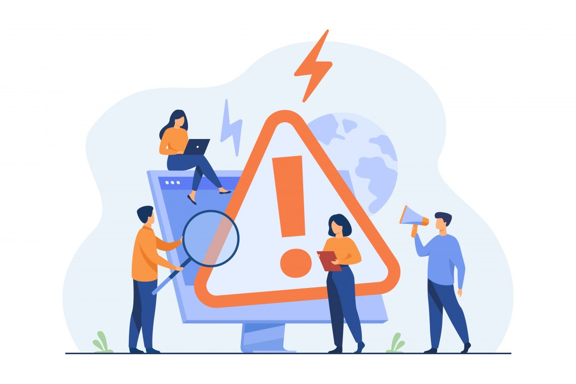 Why things fail in an organisation